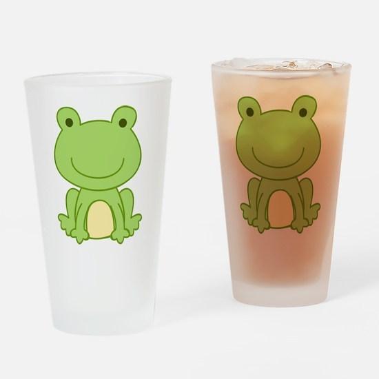 Laguna Frog Drinking Glass