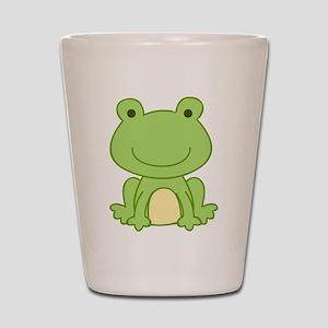Laguna Frog Shot Glass