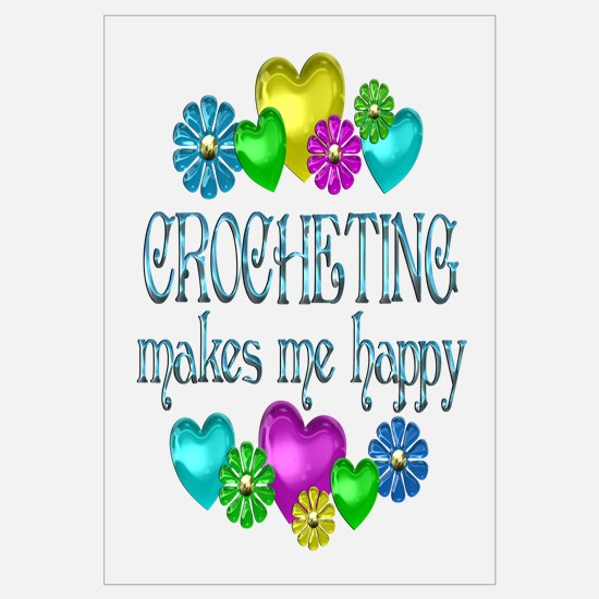 Crocheting Happiness