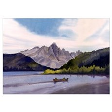 Redfish Lake Poster