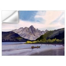 Redfish Lake Wall Decal