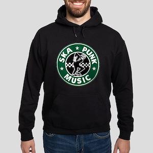 Ska Punk Hoodie (dark)