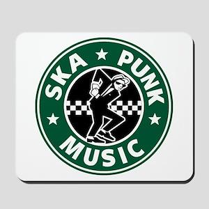 Ska Punk Mousepad