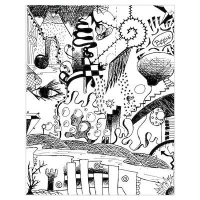 Slugs and Fudge Poster