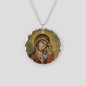 Madonna of Kazan Necklace