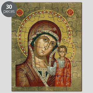 Madonna Of Kazan Puzzle