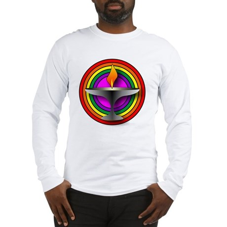 UU Welcoming Congregation Long Sleeve T-Shirt