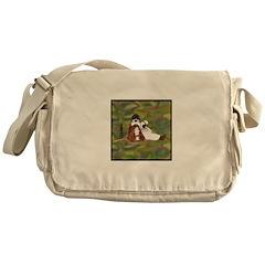 Bully Soldier Messenger Bag