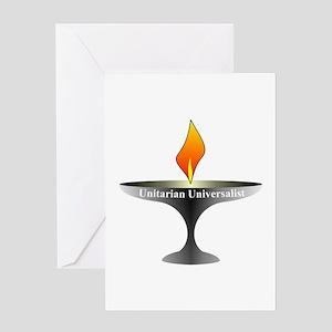 Unitarian Universalist Greeting Card
