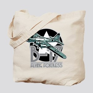 B-17 Flying Fortress Tote Bag