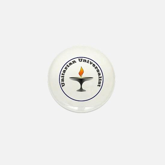 Unitarian Universalist Mini Button