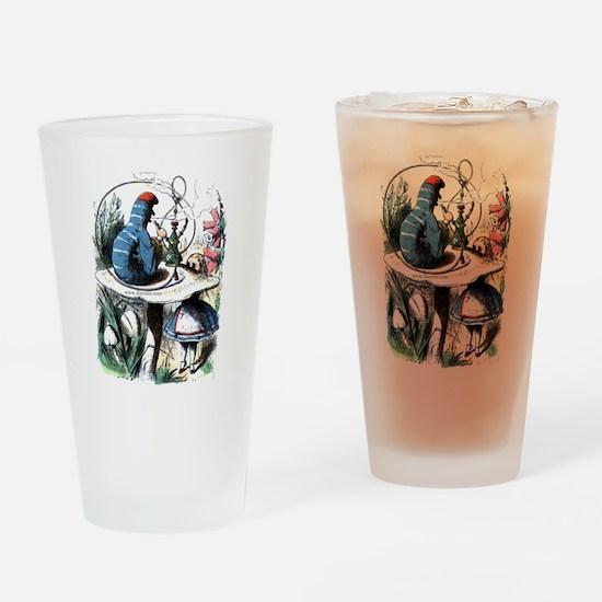 Who R U Drinking Glass