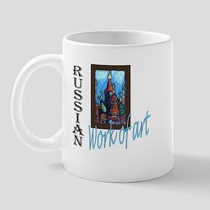 Russian WOA Mug