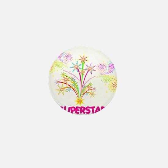 Unique Superstar Mini Button