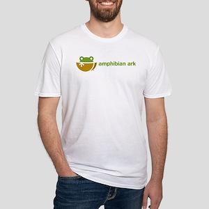 Amphibian Ark Fitted T-Shirt