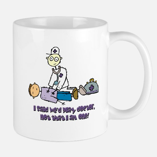 Cute Baby doctor Mug