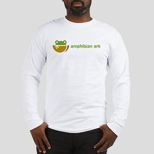 Amphibian Ark logo Long Sleeve T-Shirt