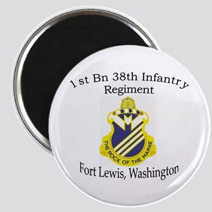 1st Bn 38th Infantry Magnet