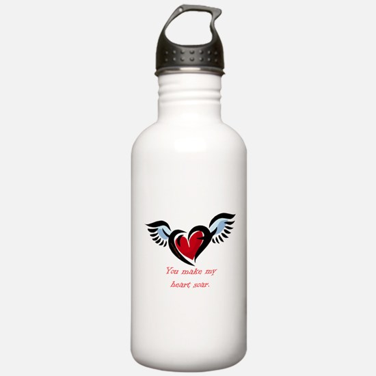 Cute Mom to be politics Water Bottle