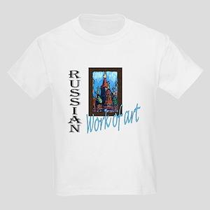 Russian WOA Kids T-Shirt
