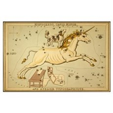 The Dog and the Unicorn Poster