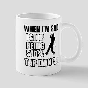 tap dance Designs Mugs