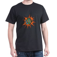 The Earth Explodes Shirt!