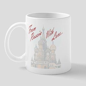 From Russia Mug
