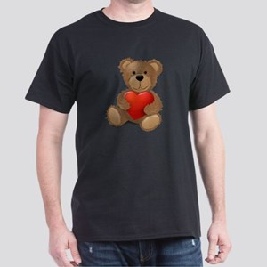 Cute teddybear Dark T-Shirt