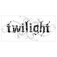 Twilight 4 Poster