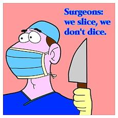 surgeon Poster