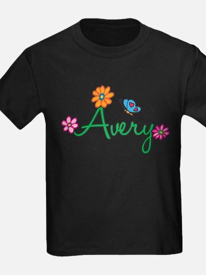Avery Flowers T