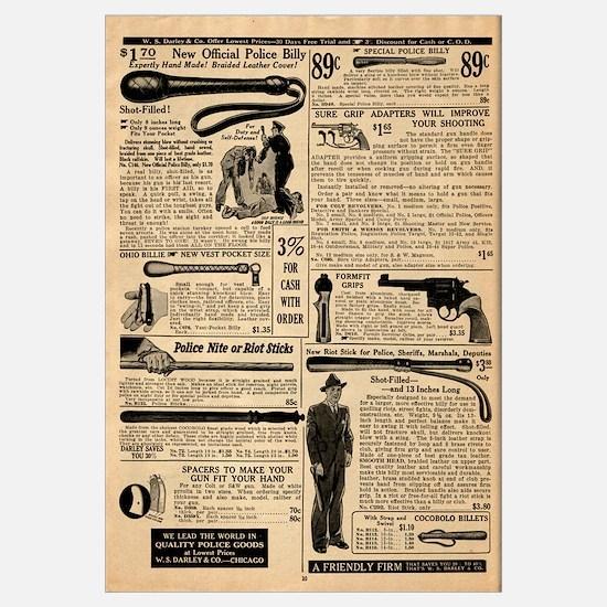 Old saps blackjacks & batons