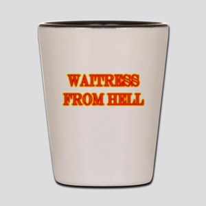 from Hell Shot Glass