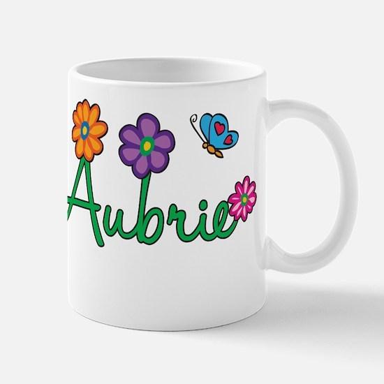 Aubrie Flowers Mug