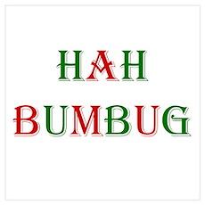 HAH BUMBUG Poster