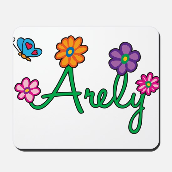 Arely Flowers Mousepad
