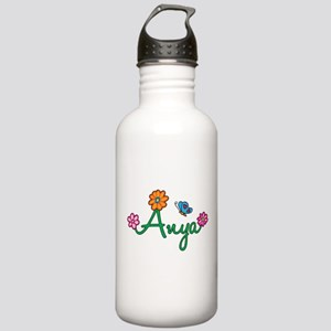 Anya Flowers Stainless Water Bottle 1.0L
