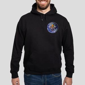 Unitarian Universalist Hoodie (dark)