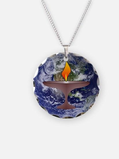 Unitarian Universalist Necklace