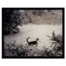KITTY'S FIRST SNOW Poster