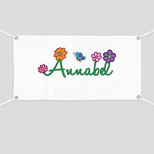 Annabel Flowers Banner