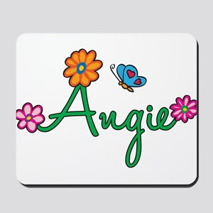 Angie Flowers Mousepad