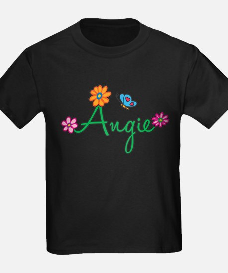 Angie Flowers T