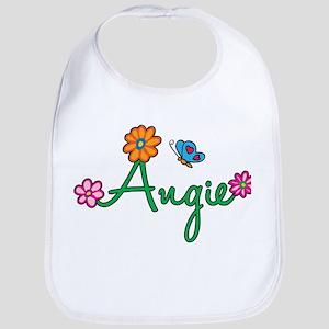 Angie Flowers Bib