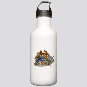 Opalescent Nudibranch Stainless Water Bottle 1.0L