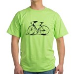 Bicycle Green T-Shirt