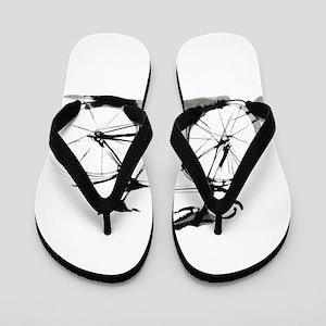Bicycle Flip Flops