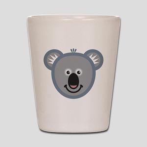 Cute Koala Shot Glass