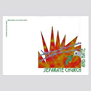 Separate Church and Hate